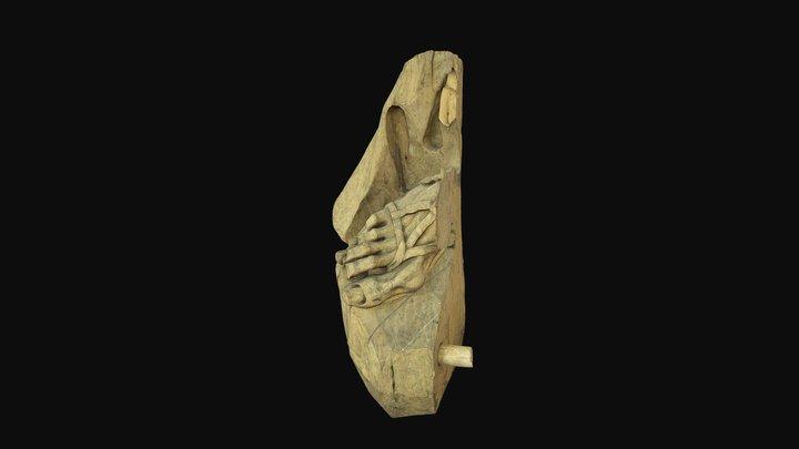 A Part of Saint Joachim 3D Model