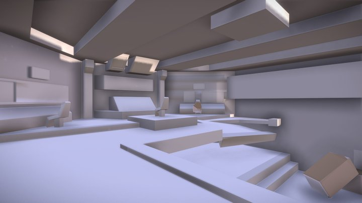 Vortex Rikers 3D Model