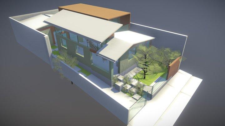 casa A 02 3D Model