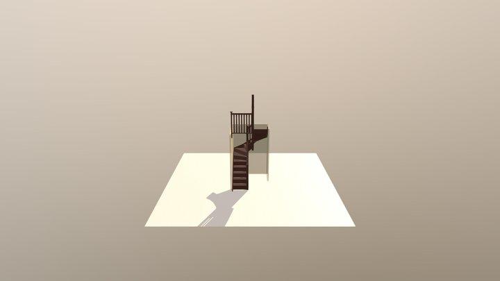 CG Spencer Buckel 3D Model