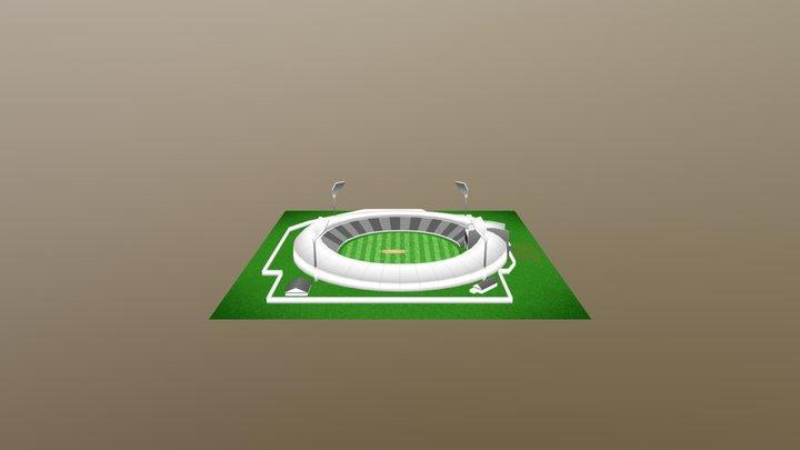 Stadium Lv08 3D Model