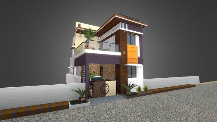 K.A.S MDU-007 3D Model