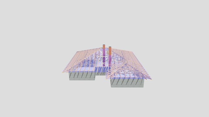 Tuchola 3D Model