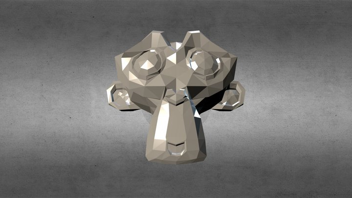 Monkeydae 3D Model