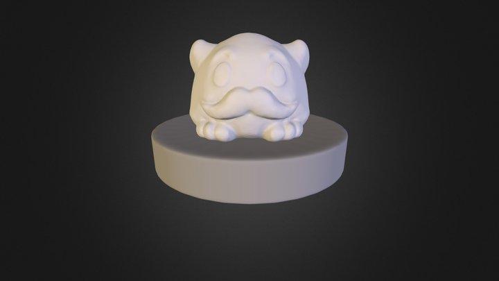 Poro 3D Model