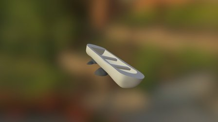 Kano 3D Model