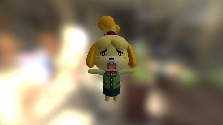 Isabelle 3D Model