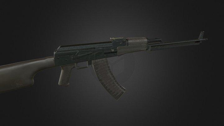 Rpk74M 3D Model