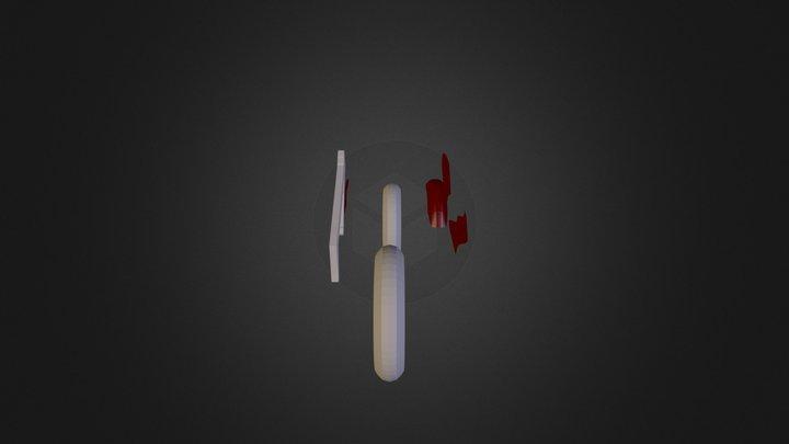 Bros 3D Model