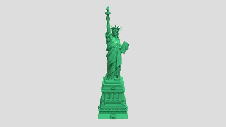 Liberty Test 4.0 3D Model