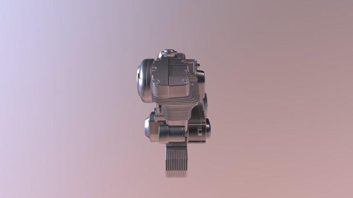 Dimitri_Engine 3D Model