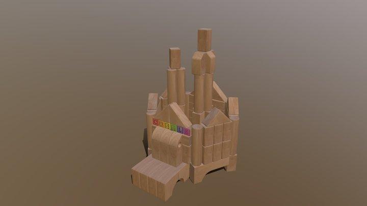 Unit Blocks Final 3D Model