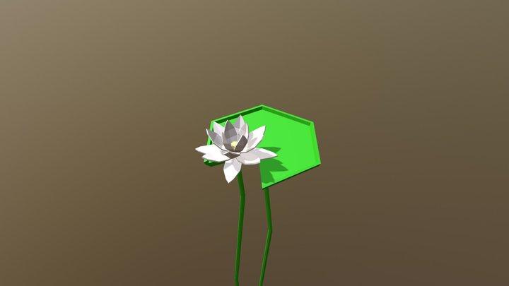 Lilypad 3D Model