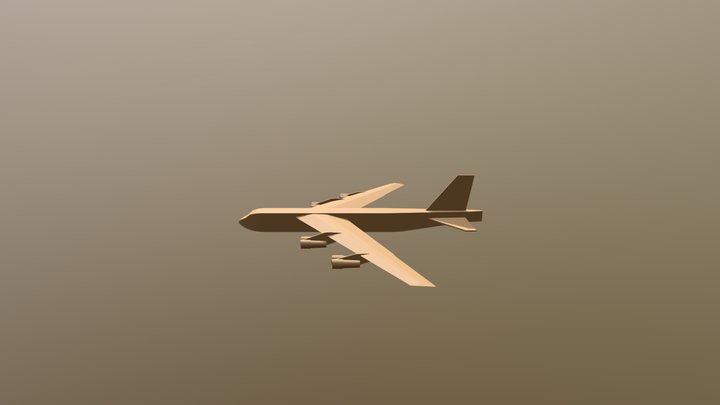 XF B-52 3D Model