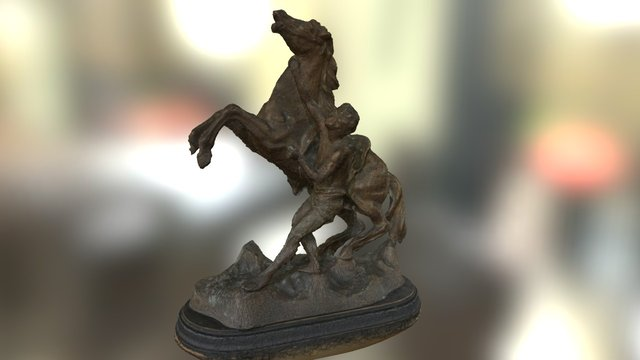 Of Horse and Men 3D Model