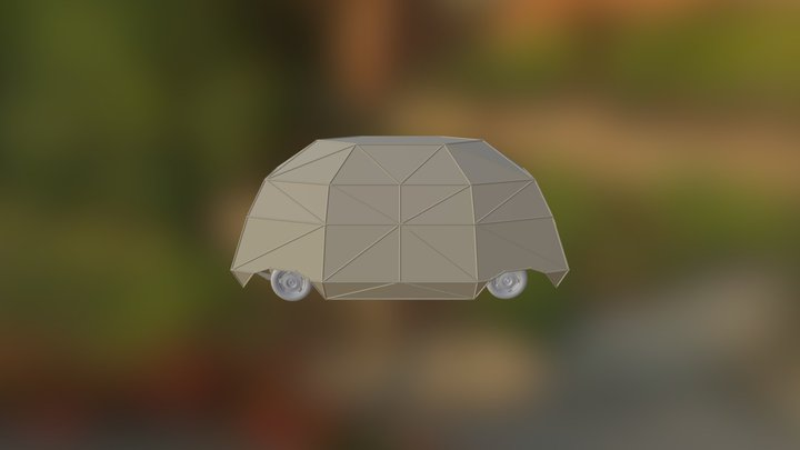 MakerBay Electric Vehicle (Version 2) 3D Model