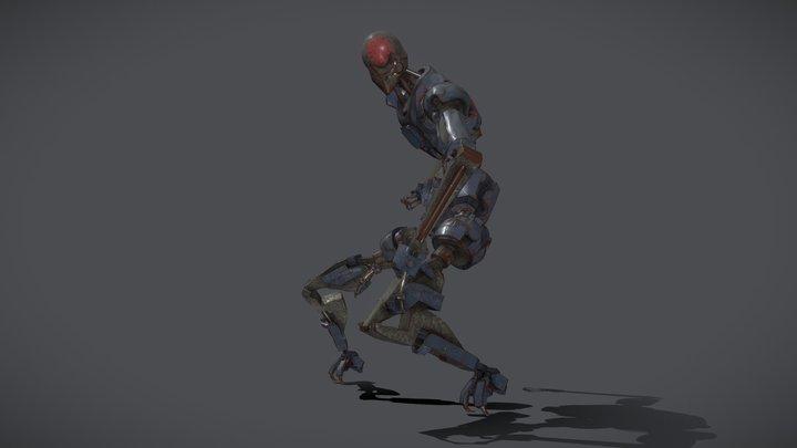 The Forgotten Prototype 3D Model