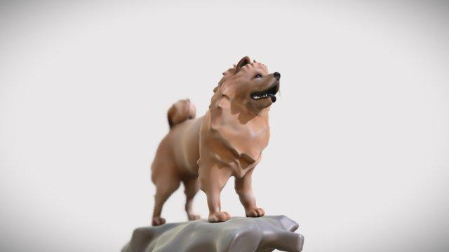 Baruk - The Legend 3D Model
