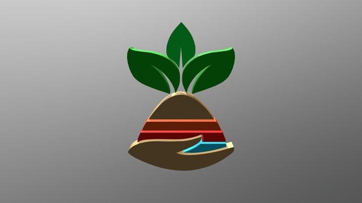 Planta 001 3D Model