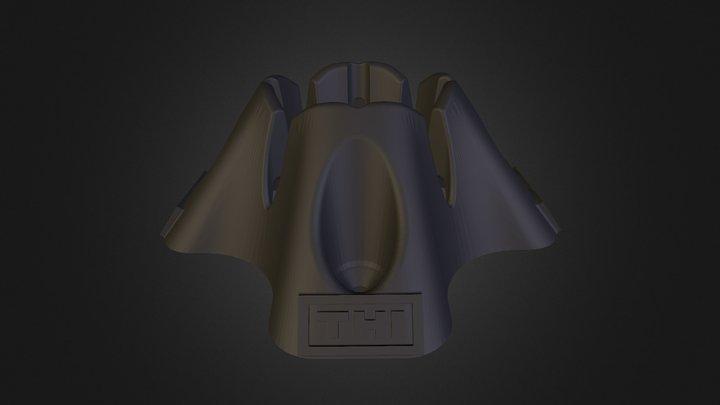 THI: MΔGMΔ 3D Model