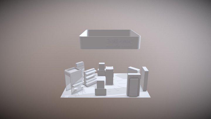 BeliMed 2 3D Model