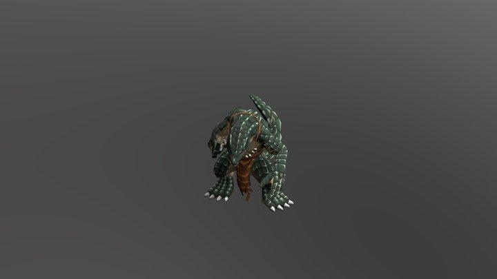 Zenberu Gugu (Overlord) 3D Model