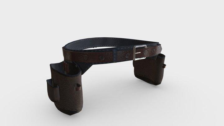 Tool Belt 3D Model