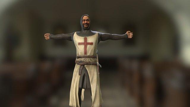 Letholdus The Crusader 3D Model