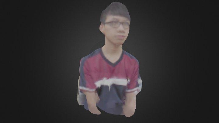 james 3D Model