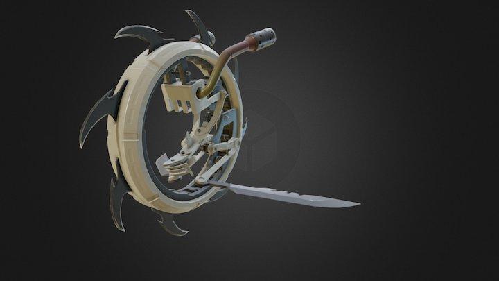 SM_Shuko_ 3D Model