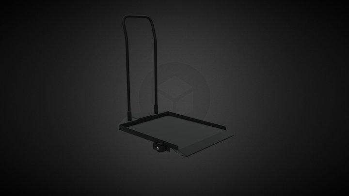 Dolly Cart 3D Model