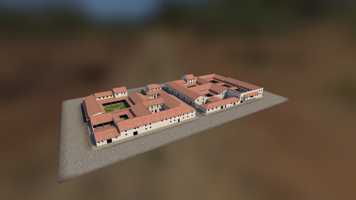 Libarna - Isolati 3D Model