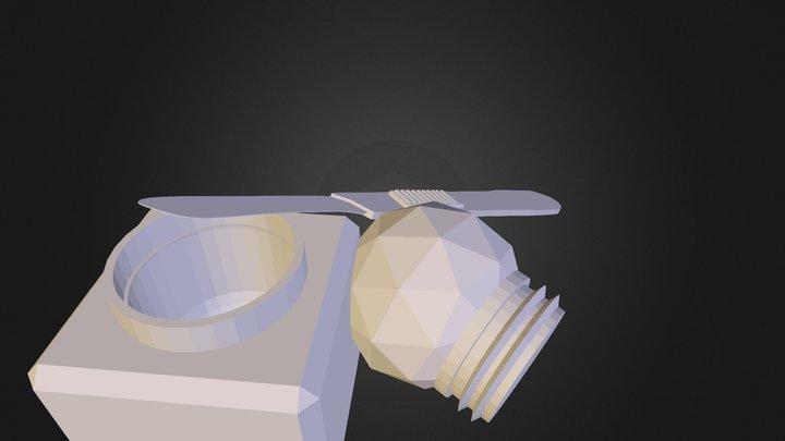 Lewis3 Dobject 3D Model