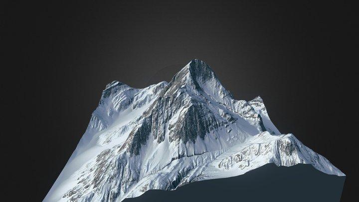 Monviso - Pleistocene Epoch 3D Model