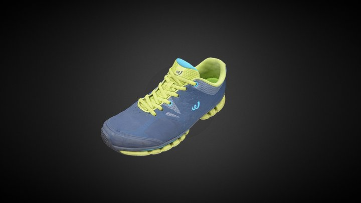 3D Sneakers 3D Model