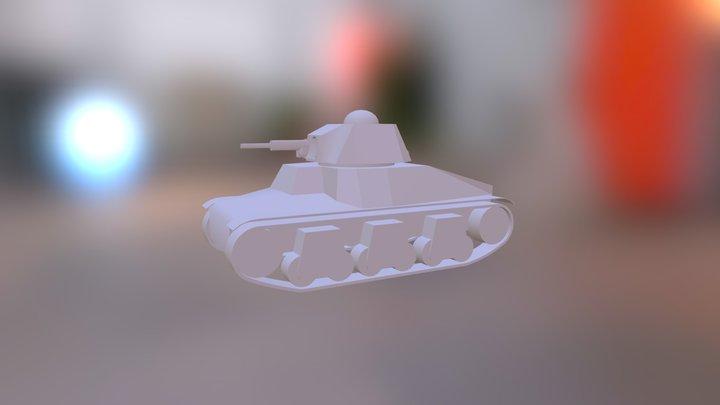 Hotchkiss 3D Model