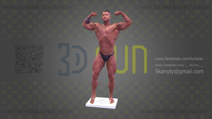 1096 Scan 192 3D Model