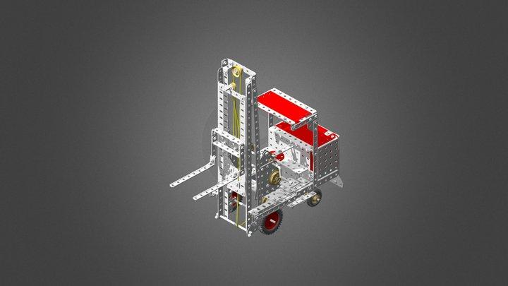 Hubstapler_01 3D Model