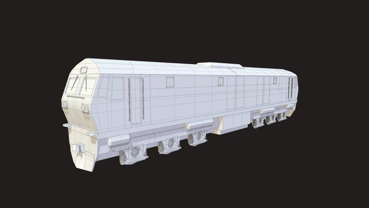 Hidachi 3D Model