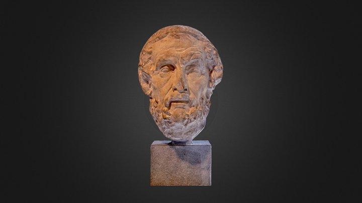 Homer 3D Model