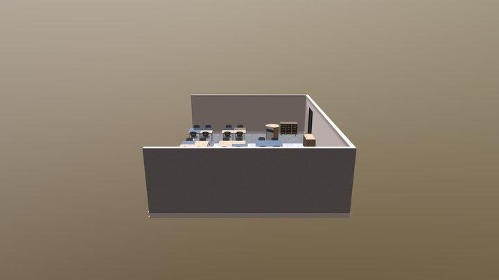 Ideas for MS / Junior - Alpha Desk 3D Model