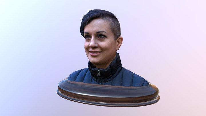 Francesca 3D Model