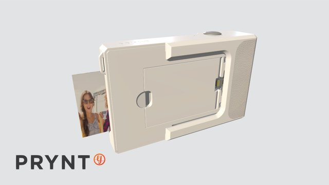The Prynt Case 3D Model