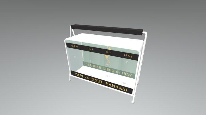 Model01 3D Model