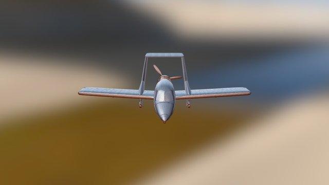 airplane 3D Model