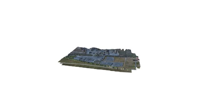 Lambert Sud 3D Model
