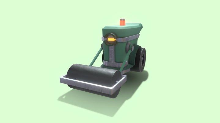 Pathmaker Droid [Eindhoven 2056] 3D Model
