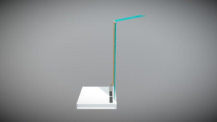 Detalle 3D Model