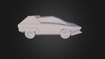 Alfa Romeo Navajo 3D Model