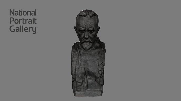 NPG 2099 - Sir James George Frazer 3D Model